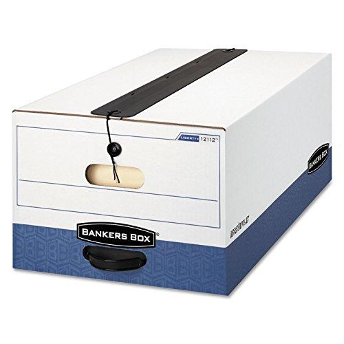 Recycled Libertyand Liberty Plus™ White Storage Boxes
