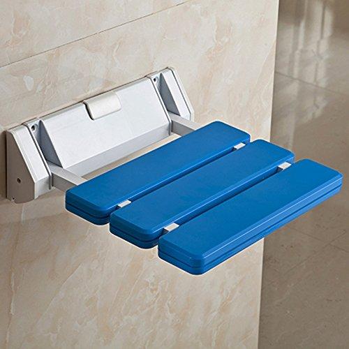 BLYC- Shower folding stool shower wall Chair home bathroom wall shoe racks