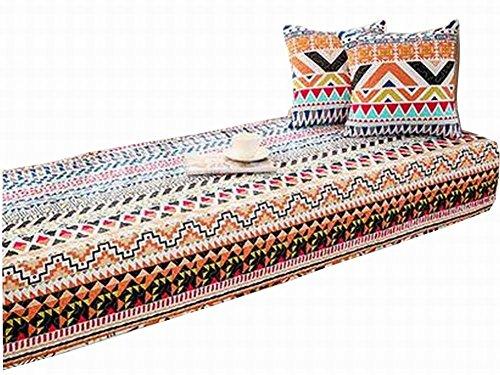 Modern Window Bench Mat Window Seat Pads Sofa Covers Bohemia