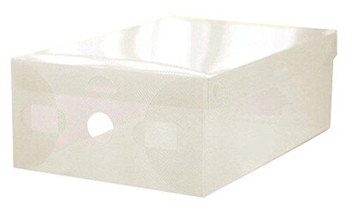 5 Plastic Organizer Boxes Storage Box Fashion Design