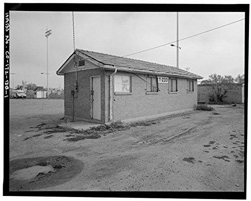 Photo Fitzsimons General HospitalToilet Storage BuildingAuroraAdams CountyCO