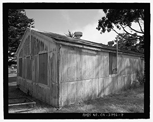 Photo Mobile Searchlight Storage Building691 Center RoadSausalitoMarin CountyCA6