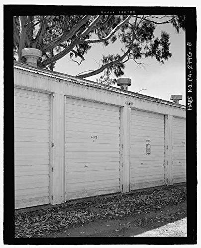 Photo Mobile Searchlight Storage Building691 Center RoadSausalitoMarin CountyCA7