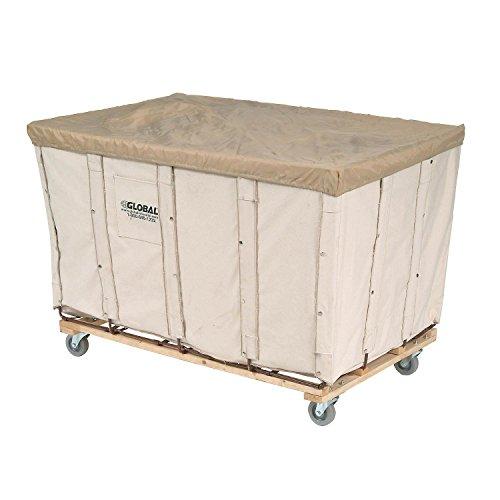 Canvas Basket Bulk Truck 12 Bushel