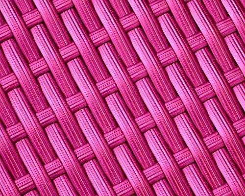 Pink Basket Weave Background Background Poster Print 24x 36 Print 24x 36