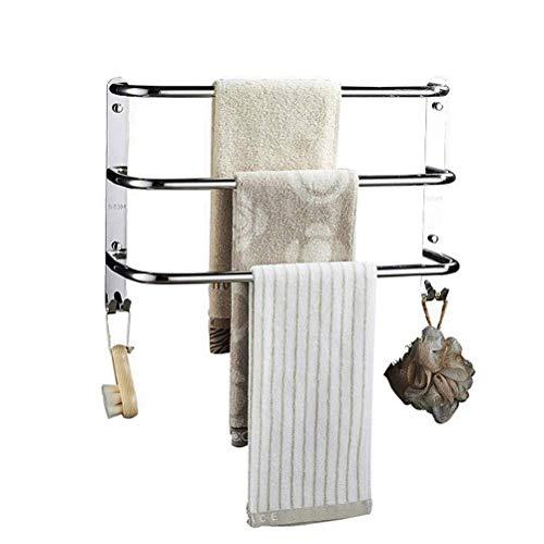 Shelf Towel Rack Expandable Dish Towel Holder - Hanging Dish Towel Holder - no Drilling Required - Over Cabinet Door Towel Holder Size 60cm