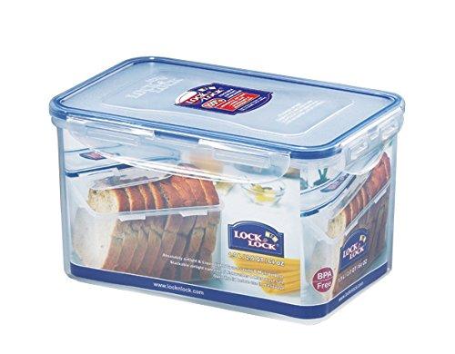LOCK LOCK Airtight Rectangular Tall Food Storage Container 6425-oz  803-cup