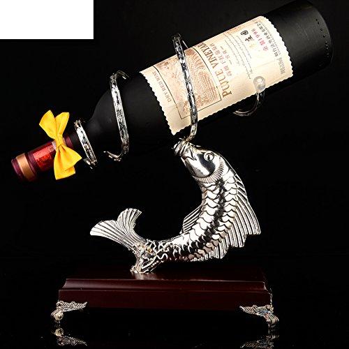 Modern wine rack creative ornamentsEuropean-style wine rackWine rackDisplay-J