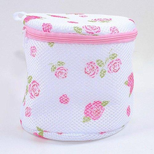 AOJIAN Women Bra Laundry Lingerie Washing Hosiery Saver Protect Mesh Small Bag