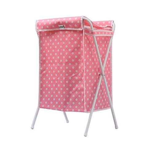 TSAR003 Foldable Linen Cloth Laundry Hamper Or Basket Dirty Clothes Storage  B  3