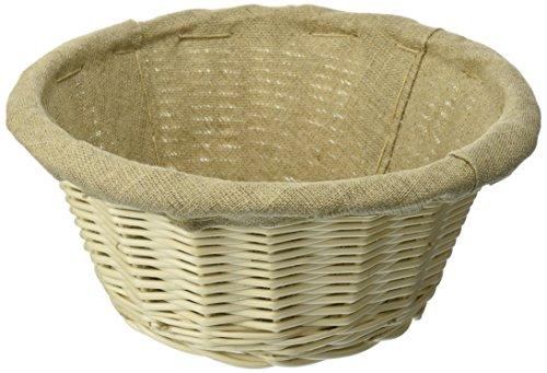 Matfer 9 12 Inch Banneton Line Lined Basket