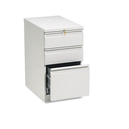 Hon Company Mobile PedBoxBoxFileR Pull15X22-78X28Light Gray