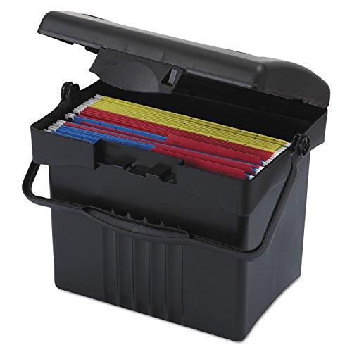 STX61502U01C - Storex Portable File Box