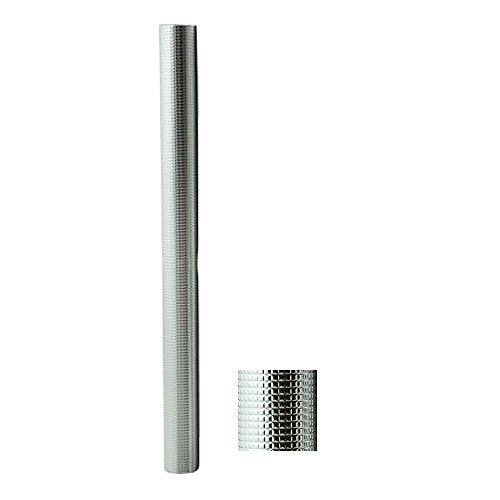 TuuTyss Aluminum Plating EVA Refrigerator Drawer Pad Mat Non Adhesive Non Slip Shelf Cabinet LinerCan be Cut-Green