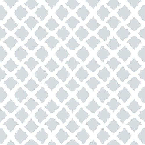 Con-Tact Creative Covering Self-Adhesive Vinyl Shelf and Drawer Liner 18 x 20 Talisman Glacier Gray