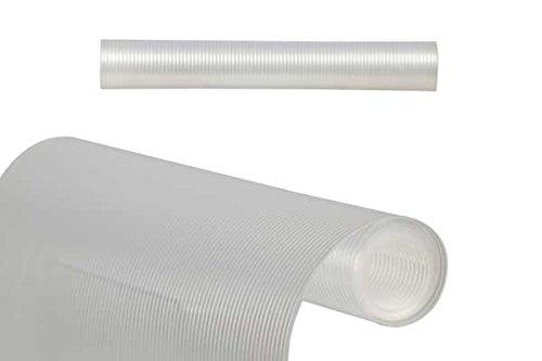 Home Basics Stripes Non-Slip Shelf Liner 12 by 60-Inch