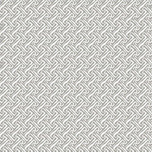 Magic Cover Self-Adhesive Shelf Liner 18-Inch by 24-Feet Villa Gray