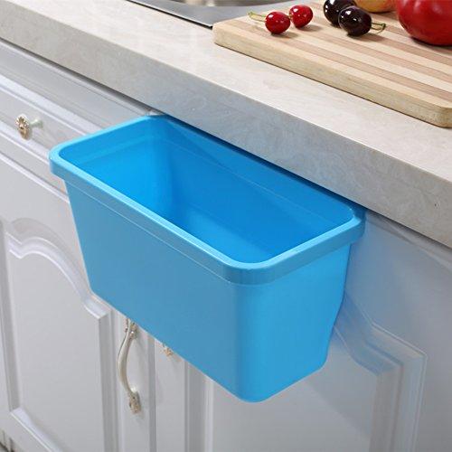 creative kitchen garbageFashion home desktop storage sundries barrel garbage basket-C
