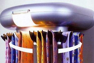 Ultimate Revolving Tie Rack