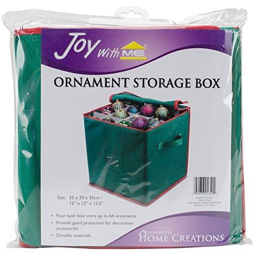 Christmas Ornament Storage by Innovative Home Creations