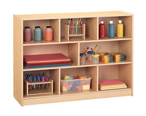 Offex Classroom Organizer Super-Sized Single Mobile Storage Unit
