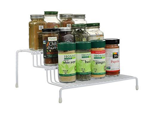 Cabinet Organizer 3-Tier Spice Organizer Rack - by Home-X