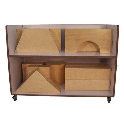 AChildSupply Storage Cart for Blocks
