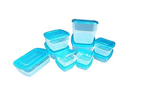 Mr Lid Premium Food Storage Container 11 Pack Amazon Exclusive