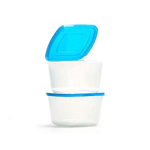 Mr Lid Premium Food Storage Container 4 Cup 32oz