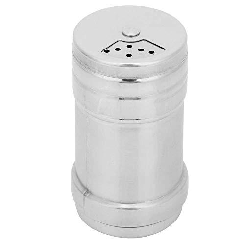 Bowl Seasoning Stainless Steel Spice Condiment Bottle Kitchen Gadget Seasoning Organizer Jar CanisterSmall