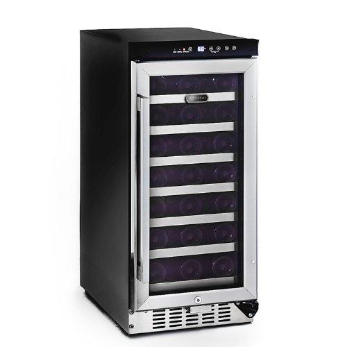 Whynter BWR-33SD 33 Bottle Built-In Wine Refrigerator