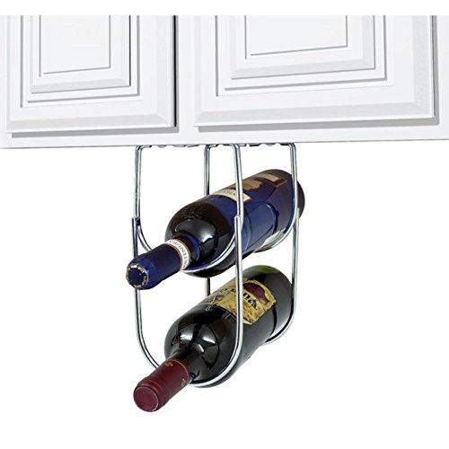 2 Bottle Hanging Wine Rack Wine Bottle Rack