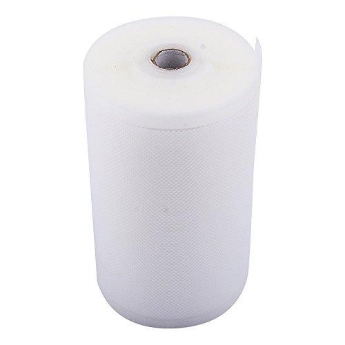 7-Tigers Food Vacuum Sealer Rolls Bags 6 x 16 Fresh Saver Bags Commercial Space Vacuum Storage Bags Embossed BPA Free
