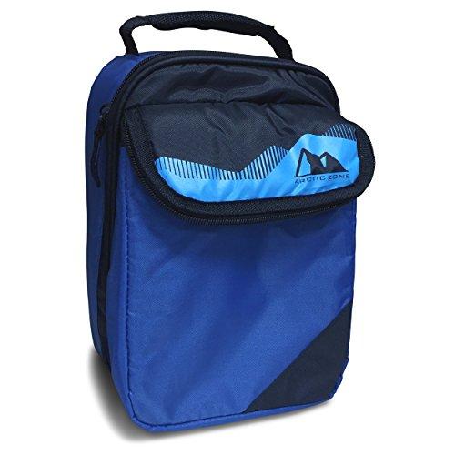 Expandable HardCore Lunch Pack Box - BLUE