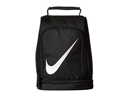 Nike Paneled Upright Insulated Lunchbox - BlackSilver one Size