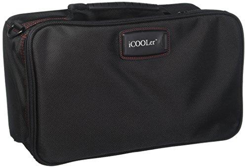 iCOOLer Freezable Lunch Bag Large Black