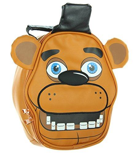 FNAF Lunch Box Tote Bag Five Nights At Freddys Fazbear