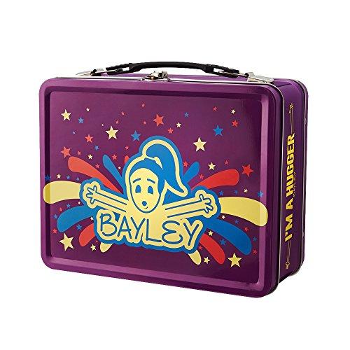 Bayley Im a Hugger WWE Purple Lunch Box