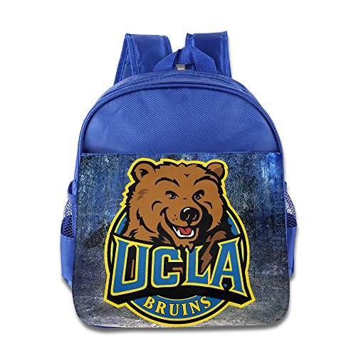 MEGGE University Of California Los Angeles Bruins 01 Funny Lunch Bags RoyalBlue
