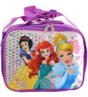 Disney Princess Lunch Bag 1 Retail Units Pack - PRNSQ
