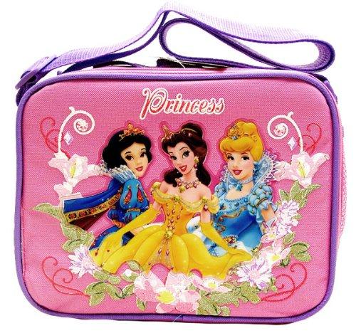 Disney Princess Lunch Bag and Princess Wallet Set