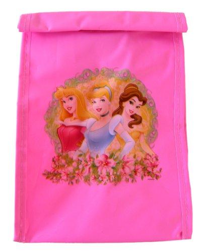 Disney Princess reuseable lunch bag- 3 Princess lunch bag