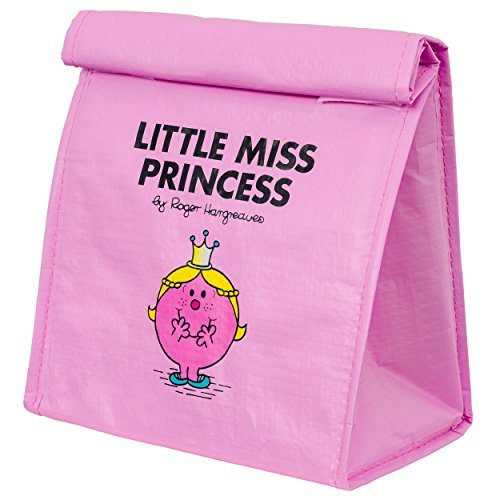 Mr Men and Little Miss LM Princess Lunch Bag Pink by Mr Men Little Miss