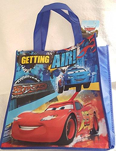 CARS LARGE REUSABLE BAG ~ Lightening McQueen Getting Air