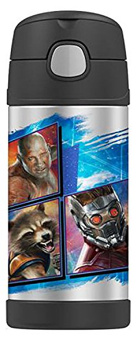 Thermos Funtainer Guardians of the Galaxy Vol 2 12 oz Bottle