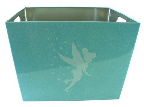 Disney Tinkerbell Metal Storage Bin