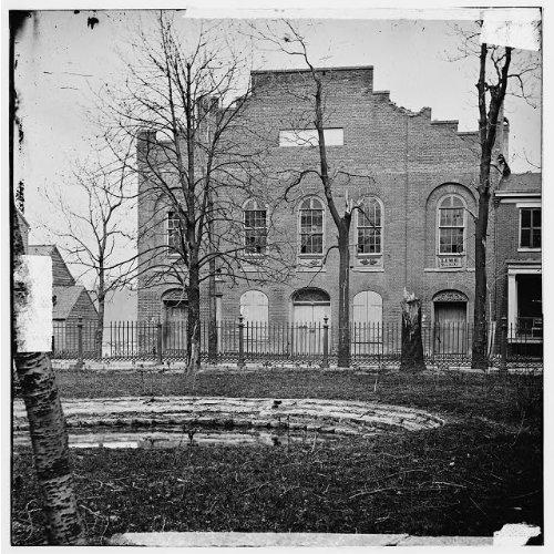 Photo Warehousestorage facilitiesUnited States Civil WarPetersburgVirginiaVA1865