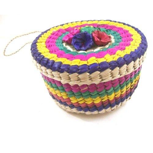 Tortilla Straw Basket