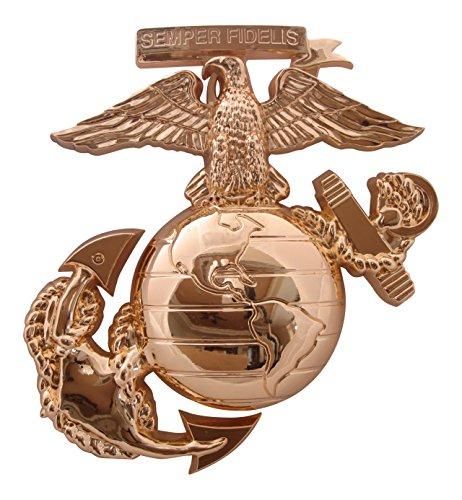 US Marines USMC Metal Wall Hanging