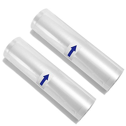 WHX Food Vacuum Sealer Storage Bags Vacuum Sealer Rolls BPA Free 8